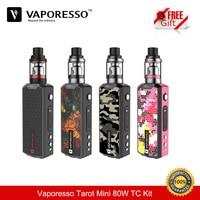 Vaporesso Electronic Cigarette Kit Tarot Mini Box Mod Cigarette Electronique Kit 18650l Vaporizer 80W Vape With