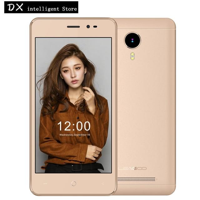 LEAGOO Z5 LTE 4G Mobile Phone 5.0 inch FWVGA MTK6735MW Quad Core 1GB RAM 8GB ROM Android 5.1 5MP GPS WCDMA Dual Sim SmartPhone