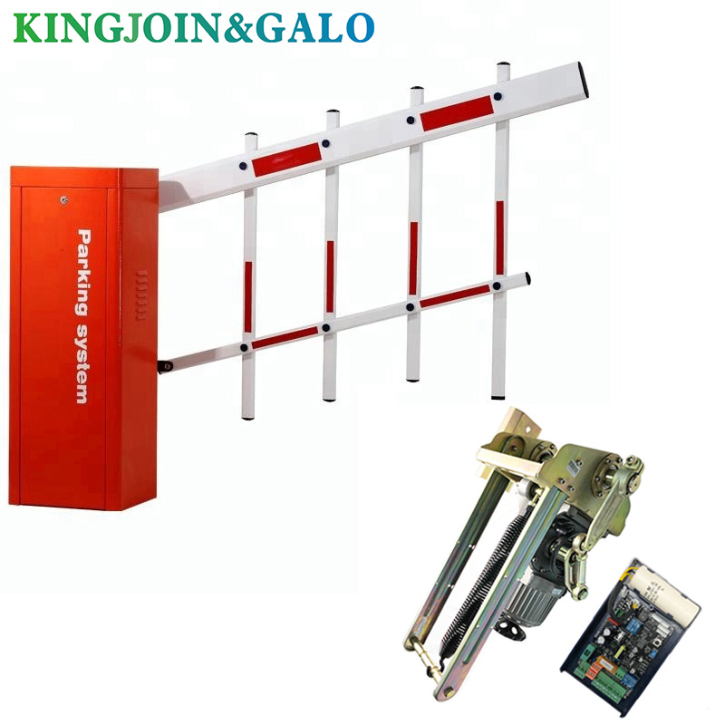 Electronic Parking Barrier Gate Automatic Parking Barrier G Intelligent Remote Control Security Gate