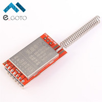 433MHz Wireless UART Module For 51 MCU SI4463 DC 1.9-3.6V Low Power Consumption Serial Port E30-TTL-100-TH SMA Antenna