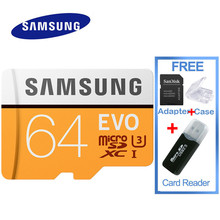SAMSUNG Micro Sd Original Sd Card EVO Micro Sd Card 32gb Class 10 SDHC SDXC 16 32 64 128gb Max 48/95/100 M/s Free Sd Card Reader