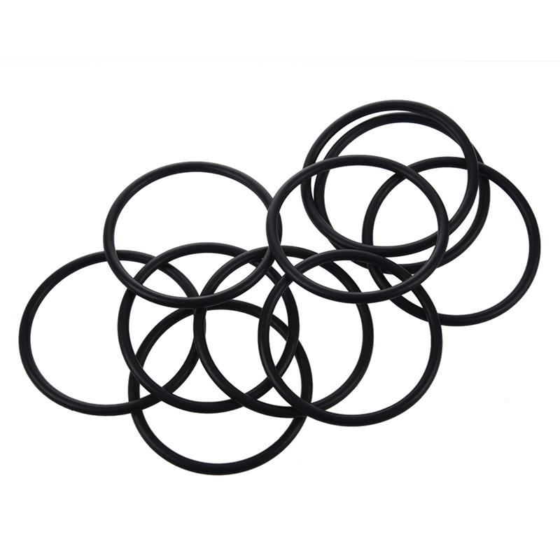10 Piece Oil Seal O Ring Made Of Nitrile Rubber 80 X 5 Mm In