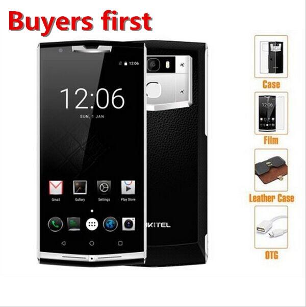 OUKITEL K10000 Pro 4G Smartphone Android 7 0 MTK6750T Octa Core 3GB 32GB 13 0MP 1920
