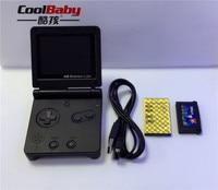 ГБ станции портативной игровой консоли мальчик ретро мини встроенный 142 игр Портативный видео консолей плеер 2,7 ''ЖК дисплей 8 бит подарки
