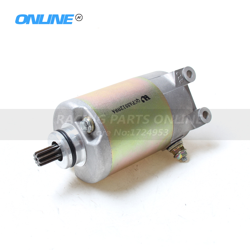 9 Teeth Starter Motor for CF250 Water Cooled ATV, Go Kart, Moped & Scooter CFmoto 250 Kymco 250cc engine high quality motorcycle cylinder kit for honda ch250 ks4 cfmoto cf250 ch cf 250 250cc water cooled engine spare parts