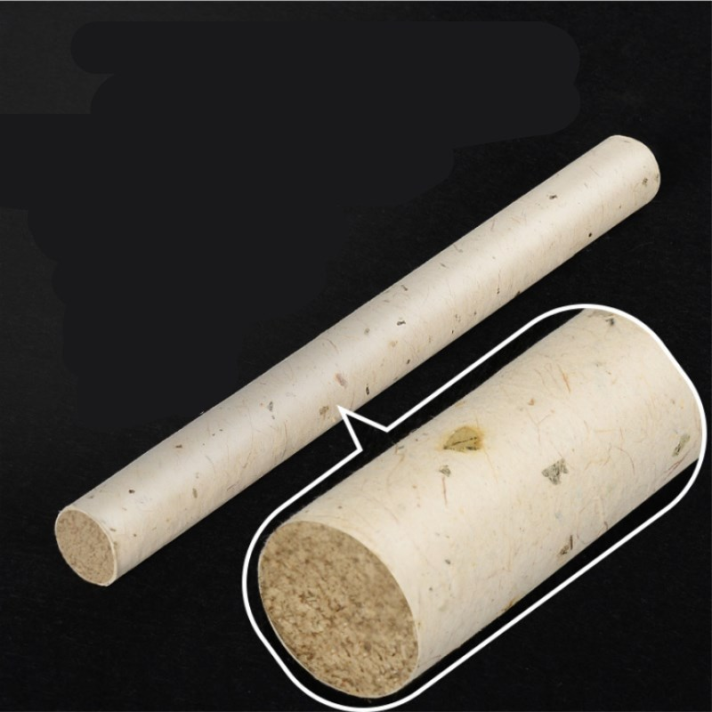 30 Pcs 18x200mm 5 Years Chinese Traditional Moxa Roll Moxibustion Stick Pain Relief Burning Sticks 10:1 Moxa Acupuncture Massage