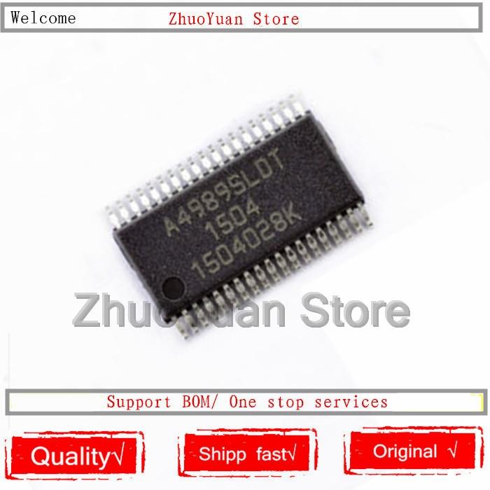 10PCS/Lot A4989SLDTR-T A4989SLDTR A4989SLDT A4989 IC TSSOP38 IC Chip New Original In Stock