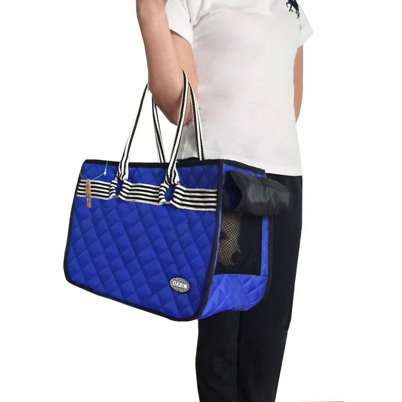 New Arrival Nylon Hand Design Pet Dog Cat Carrier Bag Free Shipping Bag For Dog