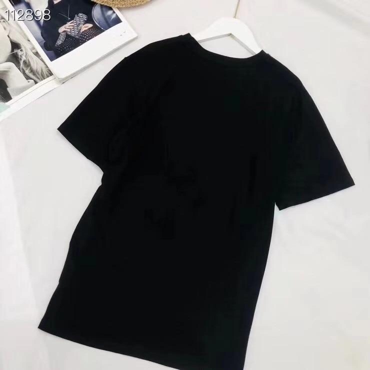 Piste shirts T Mode Femmes Design Vêtements 2018 We11543ba Marque Européenne Partie Style Topsamp; De Luxe HIWED29