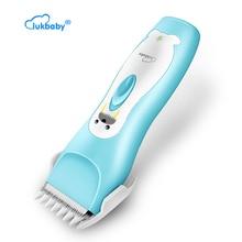 LUKBABY/детская машинка для стрижки волос, Профессиональная Мужская электрическая машинка для стрижки волос, Детская Водонепроницаемая машинка для стрижки волос с USB зарядкой, YD-0520