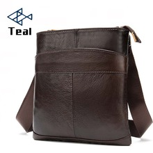 Shoulder Mens Genuine Leather Small Bag Crossbody Over Bags Fashion
