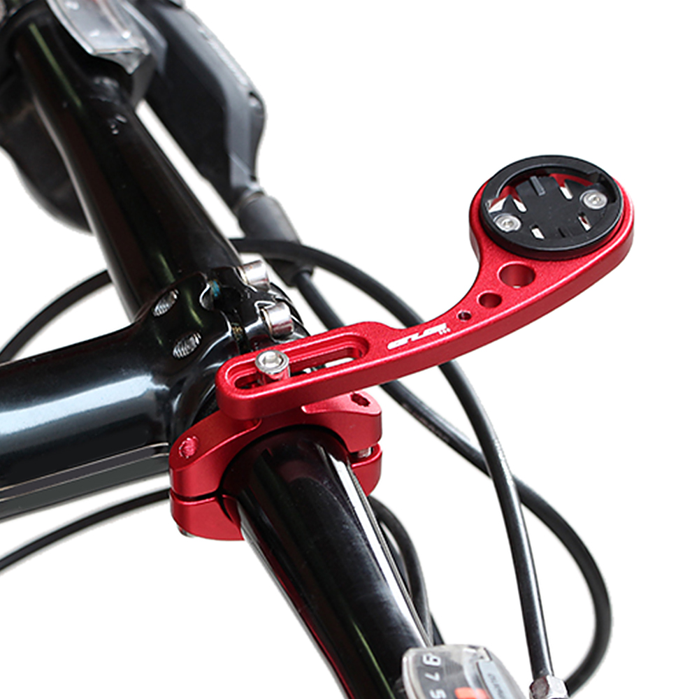 GUB Handlebar-Extender-Kit Mount Bicycle-Frame Flashlight-Holder for Garmin Bryton-Cateye