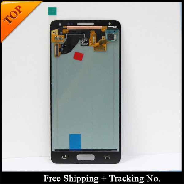 Tested Guarantee Super AMOLED For SAMSUNG Alpha G850 LCD for Samsung note 4 mini G850F LCD