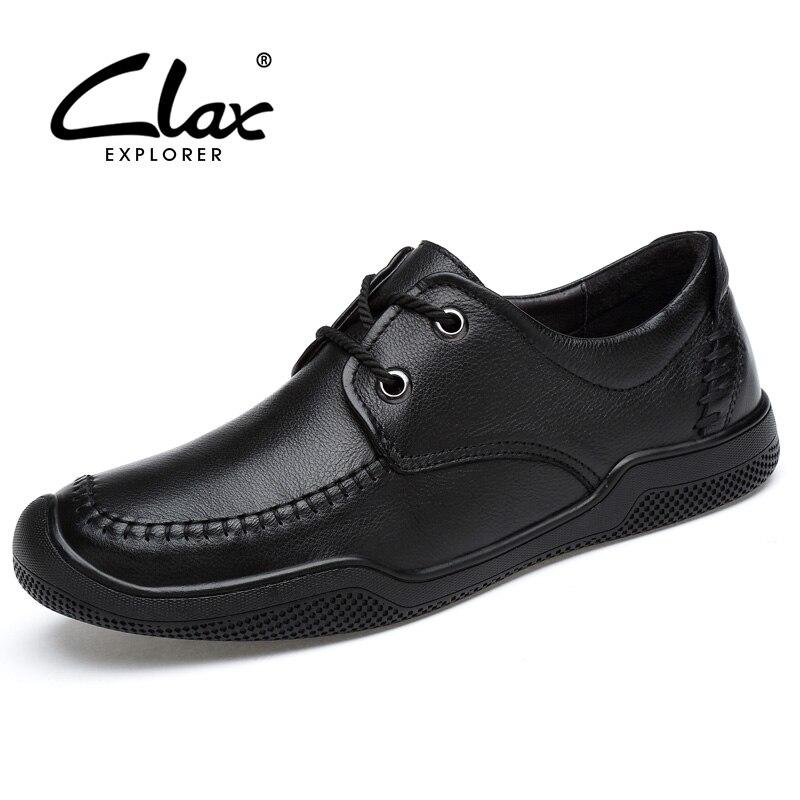 CLAX Lahedad täisnahast meeste kingad