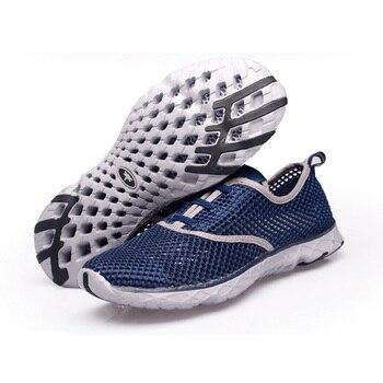 Zapatillas nuevas hombres y mujeres deportes de agua de secado rápido zapatillas transpirable ligero surf zapatos actividades de playa zapatos