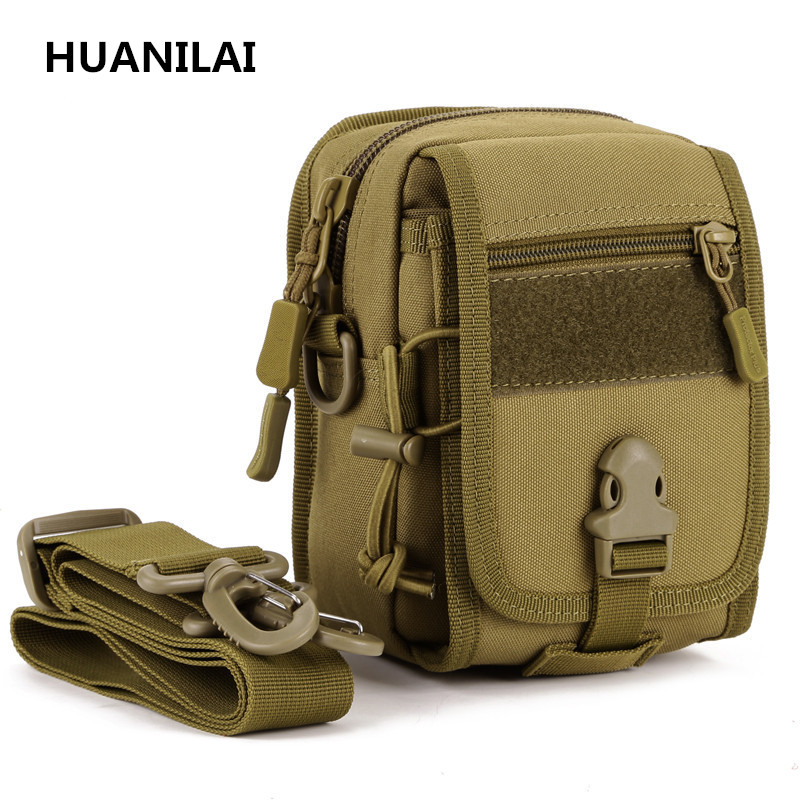 Outdoor Riding Bags Men Messenger Bag Women Shoulder Travel Mountaineering Waist Pack Handbags SH01