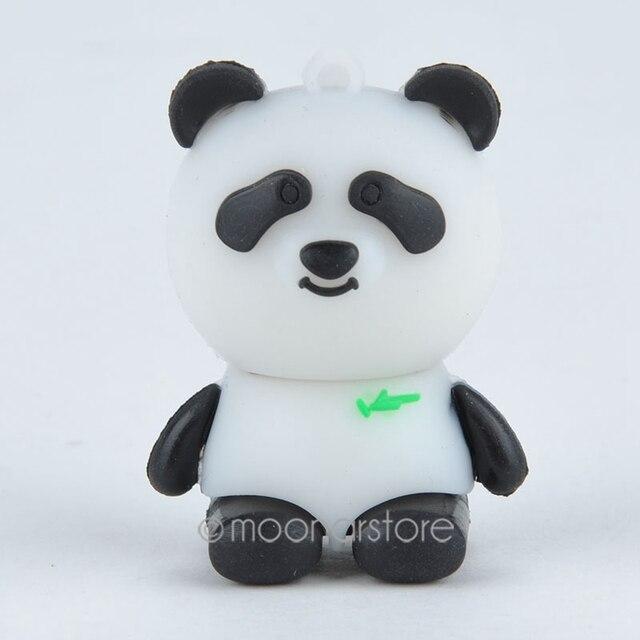 Cute Panda Pattern High-speed Transfer Performance 4GB/8GB/16GB/32GB Digital USB 2.0 Memory Stick Flash Drive Thumb U Disk