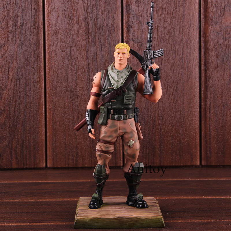 Hot Game Soldier Jonesy Action Figure PVC Collectible Model Toy 2