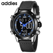 AIDIS Waterproof Digital Watch Sport Military Men's Casual Quartz Display Wristwatch Alarm Clock Reloj Hombre Electronic
