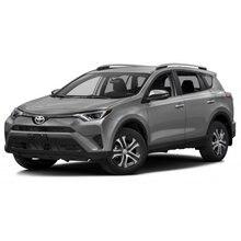 Для Toyota RAV4 Характеристическая вязкость полимера(A4) Автомобильные светодиодные Подсветка салона 6 шт