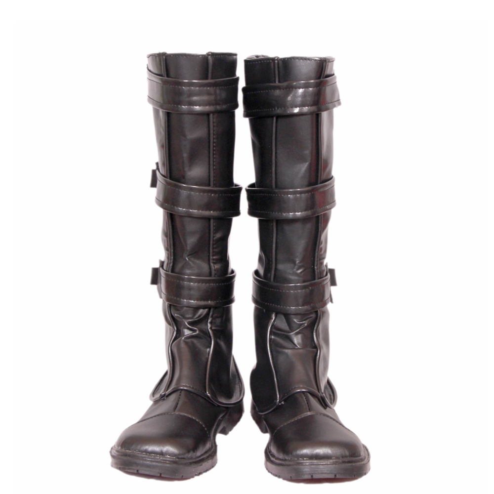 Captain America Boots New Hot Movie Cosplay Shoes Avengers: Infinity War Captain America Boots Movie Cosplay Costume Prop
