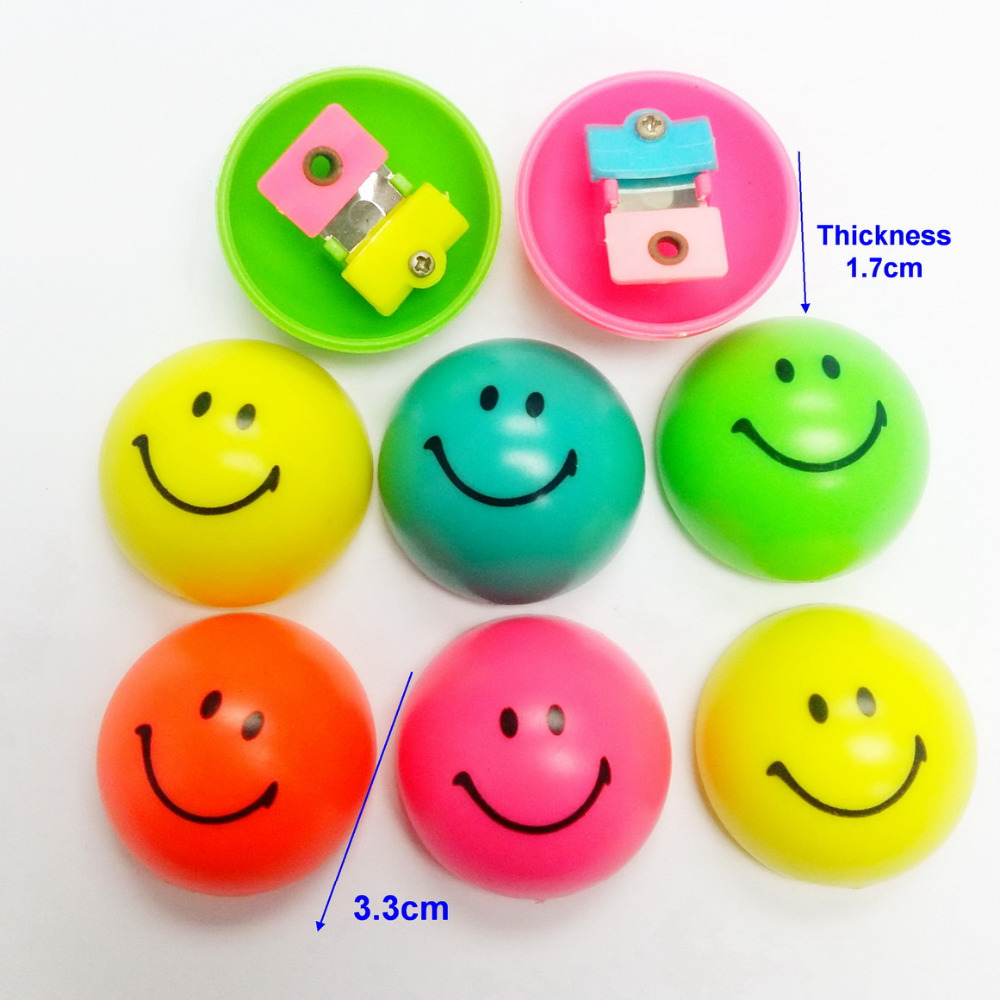 Emoji Smile Children S Loot Party Bag Toys 48 Smiley Face Favours Sfhs Org