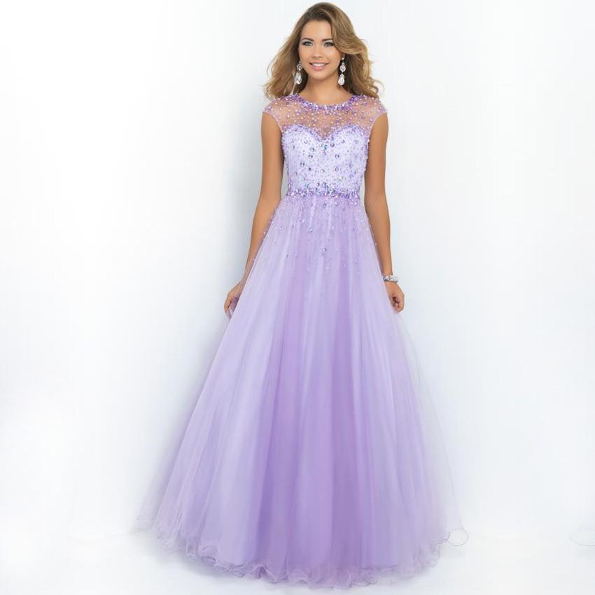 Popular Lilac Prom Dresses-Buy Cheap Lilac Prom Dresses ...