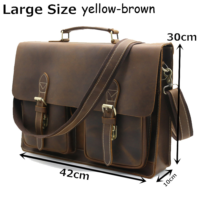 Large Yellow Brown