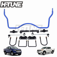 H TUNE 4x4 Accessories 22mm Rear Anti Roll Sway Bars Stabilizer Kits for Ranger / BT50 2012++