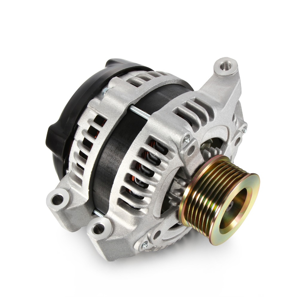 US $137 54 33% OFF|High Output Alternator Generator For HONDA ACCORD 2 4L  150A Idle 2003 2004 2005-in Alternators & Generators from Automobiles &