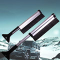 Auto Car Vehicle Winter Snow Ice Removal ABS Scraper Shovel with Brush Tool