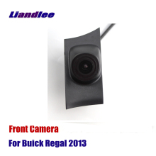 Liandlee Car Front View Camera AUTO CAM Blind View Area Spots For Buick Regal 2013 ( Not Reverse Rear Parking Camera ) for toyota allion premio auris corolla bb liislee car side view camera blind spots areas flexible copilot camera monitor syste