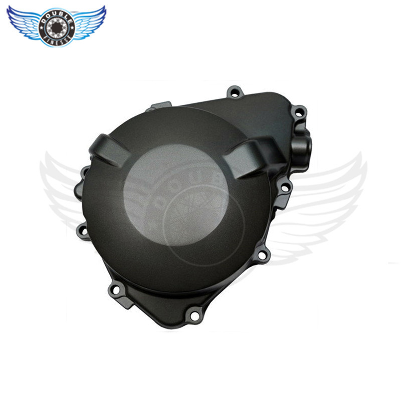 ФОТО new motorcycle aluminum engine stator crank case cover black color engine stator cover for HONDA CB919F CB900 2002-2007 03 04