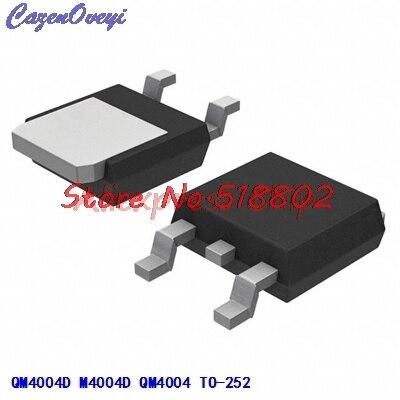 1pcs/lot QM4004D M4004D QM4004 M4003D QM4003D 4003 4004 TO-252 In Stock