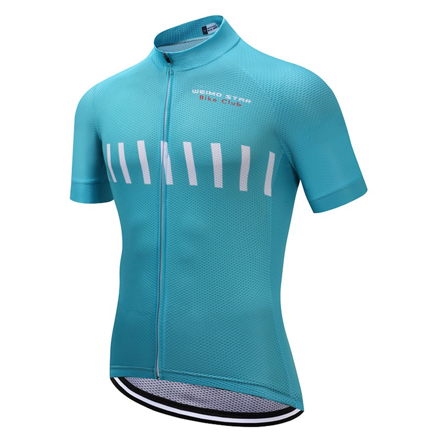 WEIMOSTAR Hombres Ciclismo Jersey Manga corta Transpirable Ropa - Ciclismo - foto 3