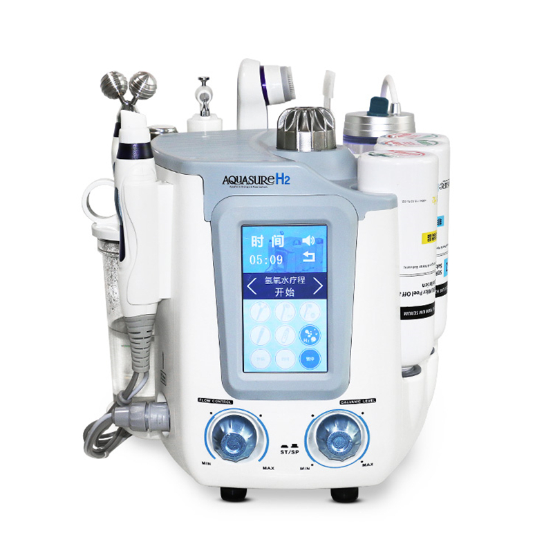 Hydro Microdermabrasion Hydra Facial Skin Care Cleaner Water Aqua Jet Oxygen Peeling Spa Dermabrasion Machine