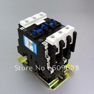 High quality 65A LC1 CJX2 6511 220V 380V 36V ac contactor silver contact point