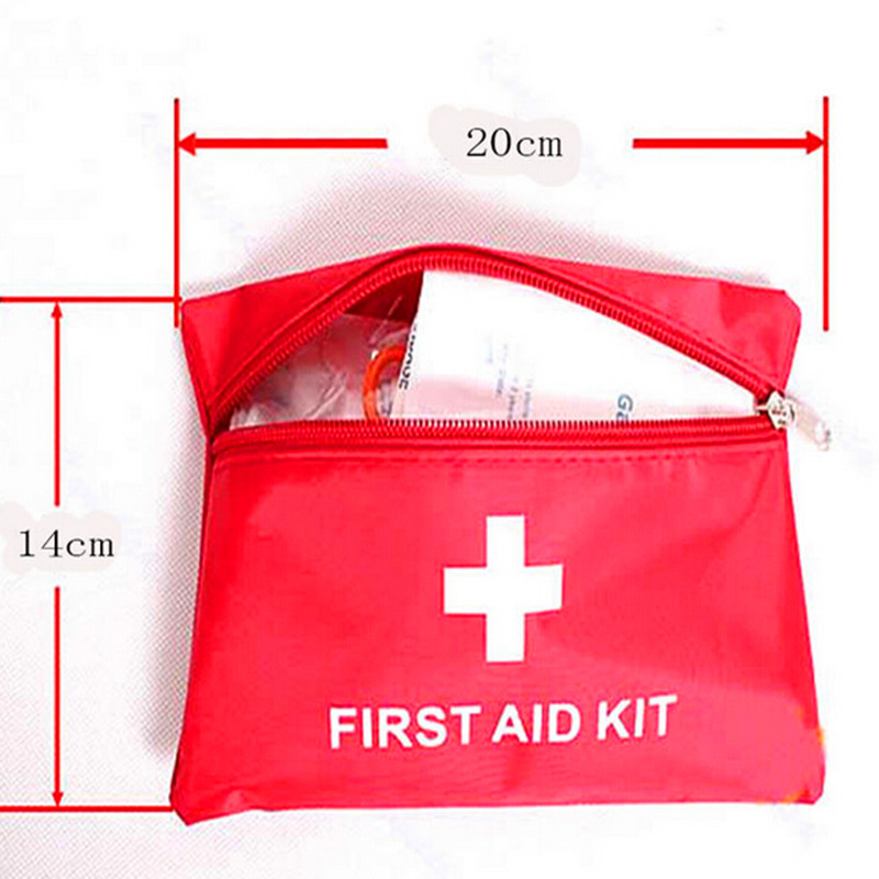 Security & Protection Hot 12-1 In Emergency Package Portable Field Survival Equipment SOS First Aid Kit