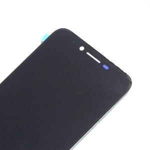 Image 5 - 5.5 pollici originale per HOMTOM S99 LCD + touch screen di ricambio per HOMTOM S99 schermo LCD mobile parti del telefono di Trasporto trasporto libero