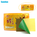9 Unids Sumifun Medicinas Chinas de Abejas Bálsamo Dolor en Las Articulaciones Patch Cuello Espalda Relajación Cuerpo Asesino C326