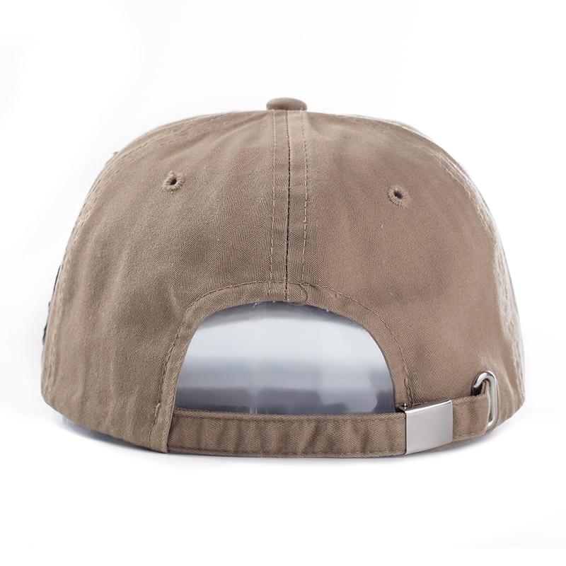 Vairumtirdzniecības pavasara kokvilnas cepure / beisbola cepure / - Apģērba piederumi - Foto 6