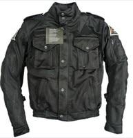 2018 new summer breathable mesh men riding a motorcycle jacket black camouflage protective jacket motocross jacket