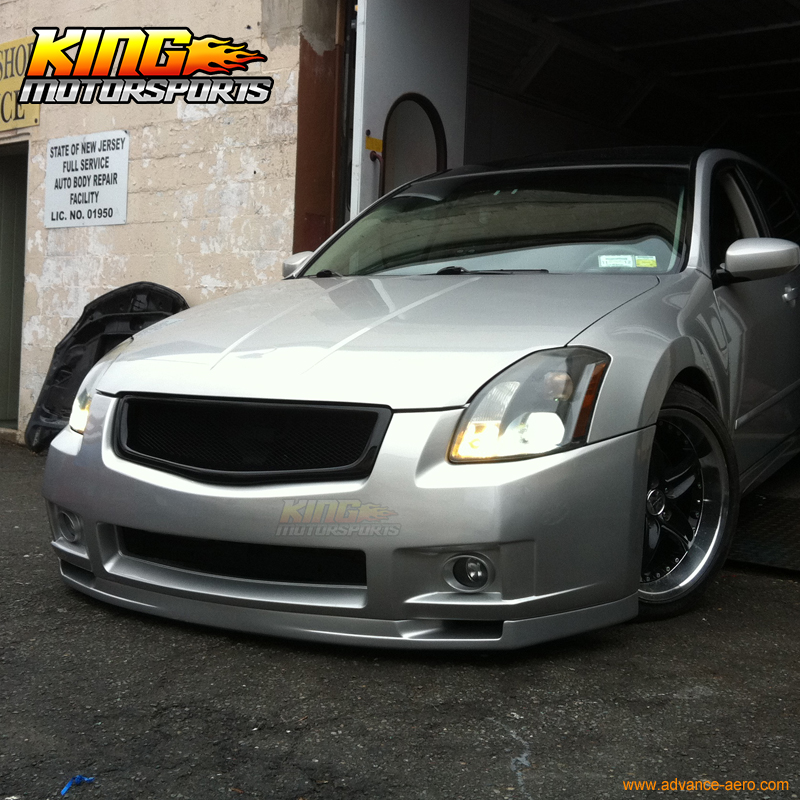 Fit For 07 08 Nissan Maxima Jdm Urethane A Spec Front