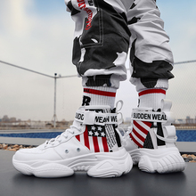 2019 Hot Sale Top Quality Classic Modle High Top Star Zapatillas Para Hombres Breathable Sneakers Chaussures Femme Running Shoes alcázar sánchez nuevos hombres classic reprint