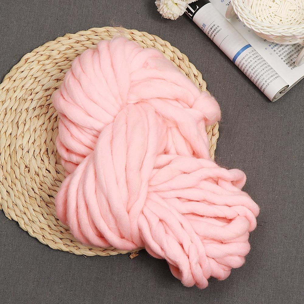 Knitting Joining Yarn New Ball : New g ball chunky wool yarn super soft bulky arm