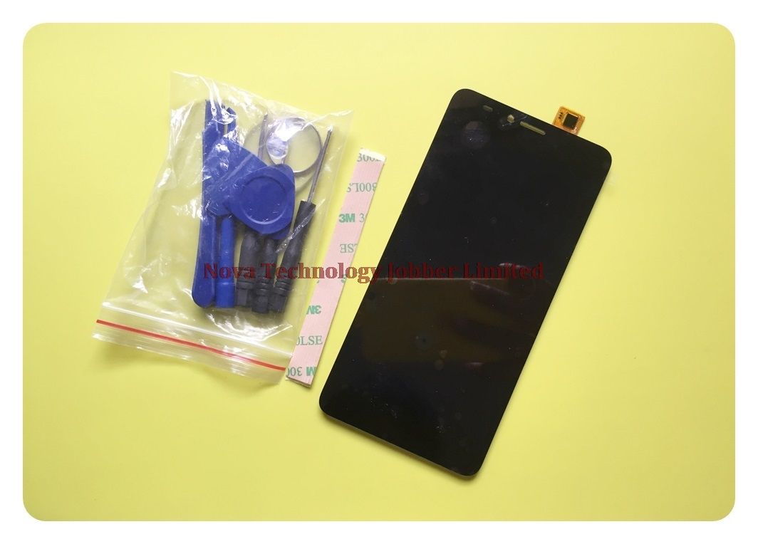 Wyieno Tested BQ5594 Digitizer Panel Parts For <font><b>BQ</b></font> <font><b>BQ</b></font>-5594 Strike Power <font><b>Max</b></font> Touch + LCD Display <font><b>Screen</b></font> Assembly tracking image