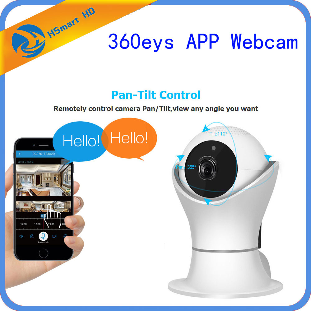 Wireless Mini Network Camera Surveillance Wifi 1080P Night Vision CCTV Camera Baby Monitor add 16GB 32GB SD Card IP Cam Wi-Fi