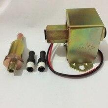 Электрический компрессор низкого давления fecet состоящий из топа красного цвета с квадратным топливный насос 40104 40106 40107 P502 12В топливный насос для ford карбюратор