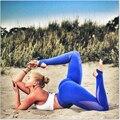 Malha Patchwork Stretchy Calças Compridas Mulheres Jogger Dança Exercício Bodycon Leggings Senhoras Da Moda Sexy Leggins Calças de Treino