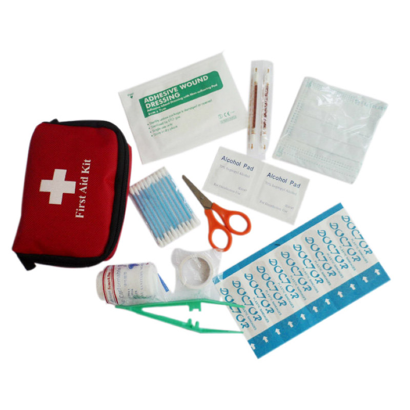 New Outdoor First Aid Paramedic Bag Camping Survival Rescue Medical Bag Emergency Kits Hiking Sport Travel Supplies